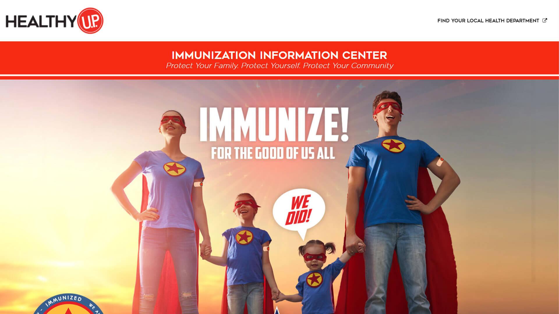 immunizeup